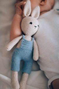 konijnen knuffel